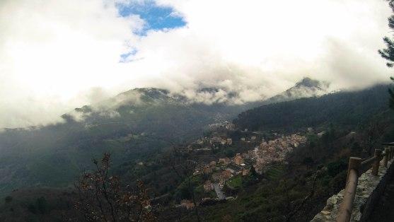 corsican village
